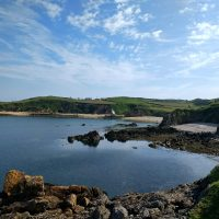 Anglesey Coastal Path Cemaes to Llanbadrig