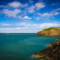 Coast near Cemaes
