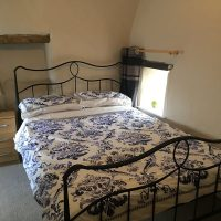 Ty'n Llan Outbuilding Bedroom