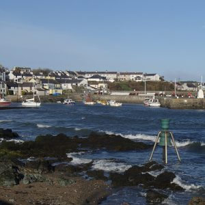 Cemaes and the Time and Tide Bell