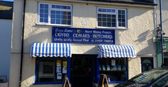Cemaes Butchers