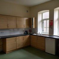 David Hughes Village Hall Kitchen