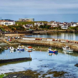 Cemaes Bay Anglesey
